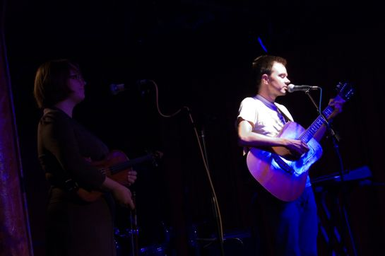 ers and alli smith @ sullivan hall 8/26 photo by kristen reed